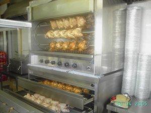 Camaras de frio para pollos